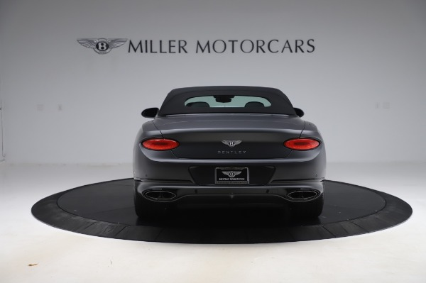 New 2020 Bentley Continental GTC W12 for sale Sold at Maserati of Greenwich in Greenwich CT 06830 16