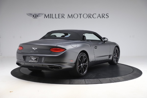 New 2020 Bentley Continental GTC W12 for sale Sold at Maserati of Greenwich in Greenwich CT 06830 17