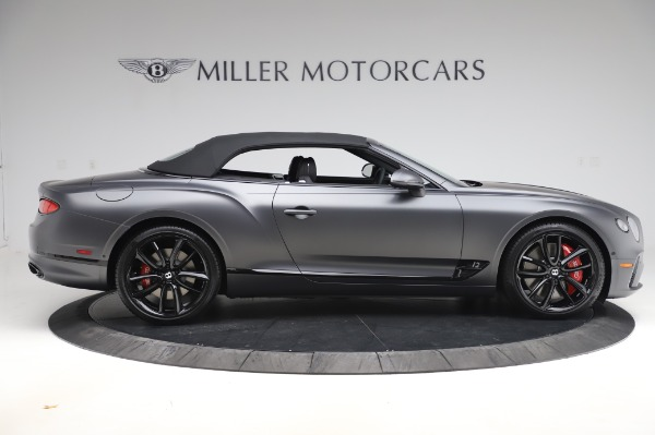 New 2020 Bentley Continental GTC W12 for sale Sold at Maserati of Greenwich in Greenwich CT 06830 18
