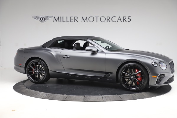 New 2020 Bentley Continental GTC W12 for sale Sold at Maserati of Greenwich in Greenwich CT 06830 19