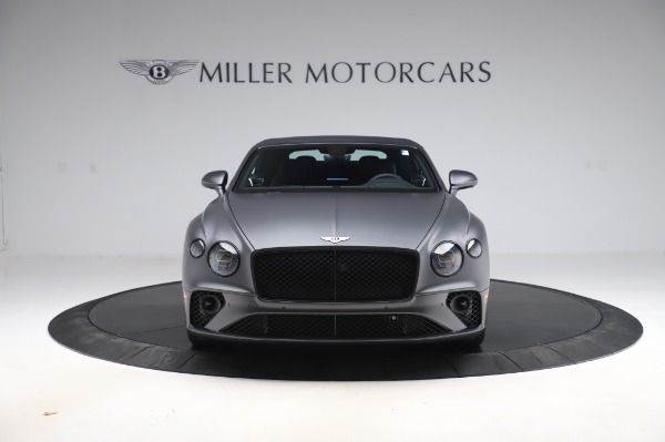 New 2020 Bentley Continental GTC W12 for sale Sold at Maserati of Greenwich in Greenwich CT 06830 20