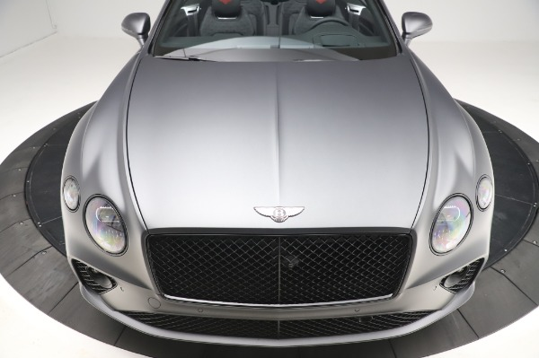 New 2020 Bentley Continental GTC W12 for sale Sold at Maserati of Greenwich in Greenwich CT 06830 21