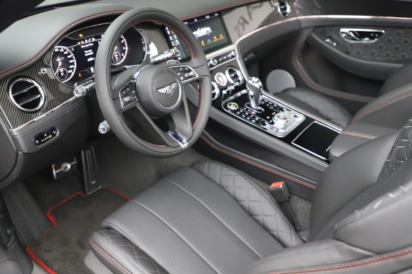 New 2020 Bentley Continental GTC W12 for sale Sold at Maserati of Greenwich in Greenwich CT 06830 25