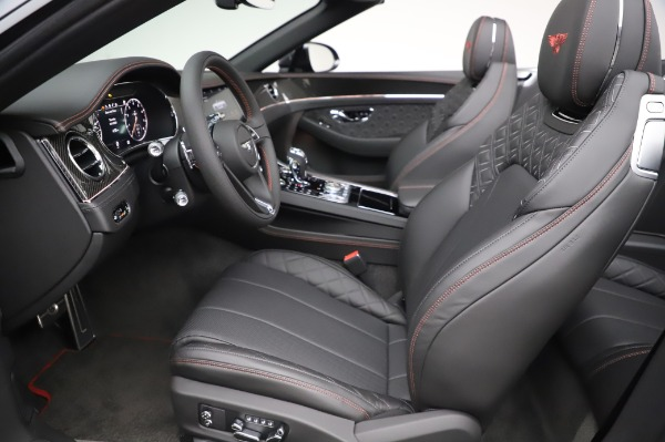 New 2020 Bentley Continental GTC W12 for sale Sold at Maserati of Greenwich in Greenwich CT 06830 26