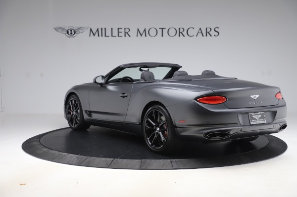 New 2020 Bentley Continental GTC W12 for sale $329,600 at Maserati of Greenwich in Greenwich CT 06830 5