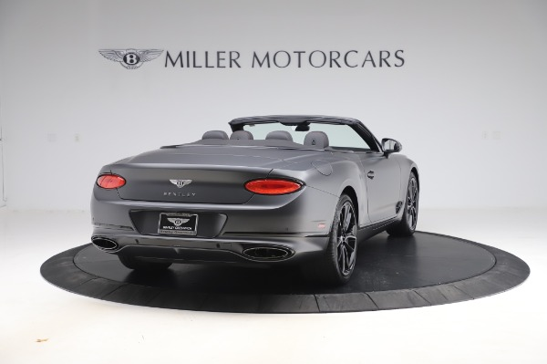 New 2020 Bentley Continental GTC W12 for sale $329,600 at Maserati of Greenwich in Greenwich CT 06830 7