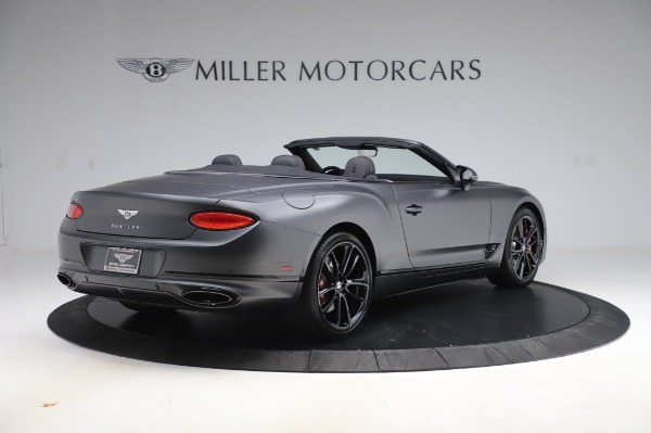 New 2020 Bentley Continental GTC W12 for sale $329,600 at Maserati of Greenwich in Greenwich CT 06830 8