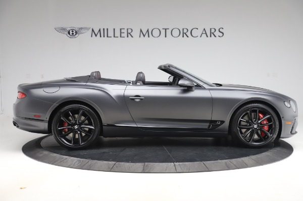 New 2020 Bentley Continental GTC W12 for sale Sold at Maserati of Greenwich in Greenwich CT 06830 9
