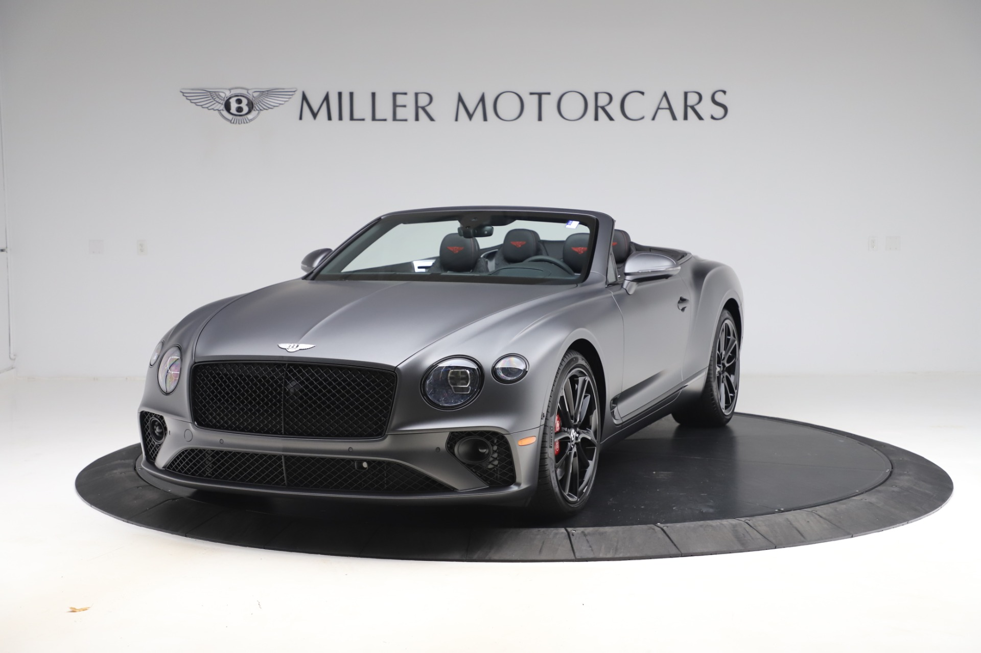 New 2020 Bentley Continental GTC W12 for sale $329,600 at Maserati of Greenwich in Greenwich CT 06830 1