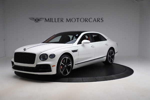 New 2020 Bentley Flying Spur W12 First Edition for sale Sold at Maserati of Greenwich in Greenwich CT 06830 2