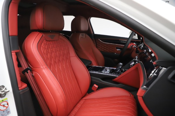 New 2020 Bentley Flying Spur W12 First Edition for sale Sold at Maserati of Greenwich in Greenwich CT 06830 26