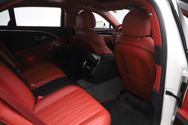 New 2020 Bentley Flying Spur W12 First Edition for sale Sold at Maserati of Greenwich in Greenwich CT 06830 27