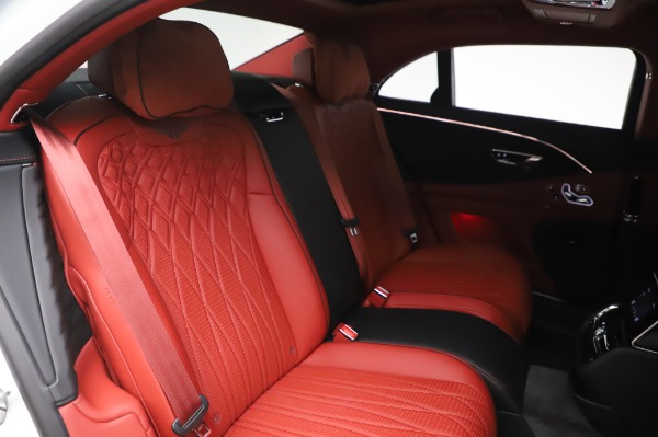 New 2020 Bentley Flying Spur W12 First Edition for sale Sold at Maserati of Greenwich in Greenwich CT 06830 28