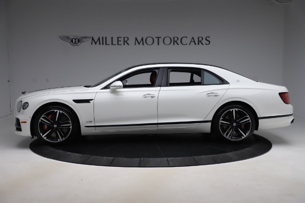 New 2020 Bentley Flying Spur W12 First Edition for sale Sold at Maserati of Greenwich in Greenwich CT 06830 3