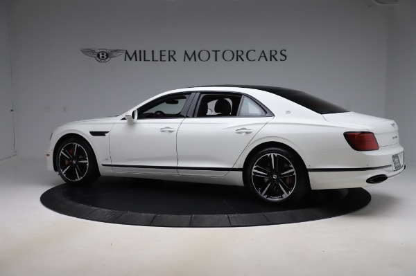 New 2020 Bentley Flying Spur W12 First Edition for sale $276,130 at Maserati of Greenwich in Greenwich CT 06830 4