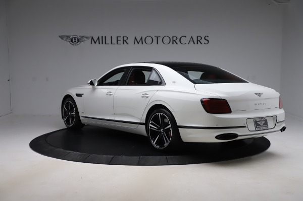 New 2020 Bentley Flying Spur W12 First Edition for sale $276,130 at Maserati of Greenwich in Greenwich CT 06830 5