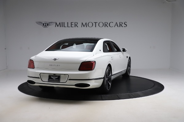 New 2020 Bentley Flying Spur W12 First Edition for sale Sold at Maserati of Greenwich in Greenwich CT 06830 7