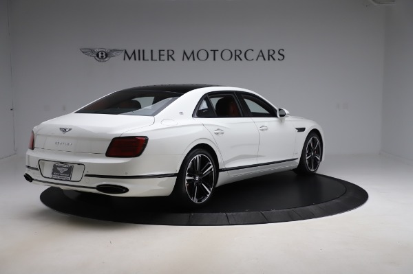 New 2020 Bentley Flying Spur W12 First Edition for sale Sold at Maserati of Greenwich in Greenwich CT 06830 8