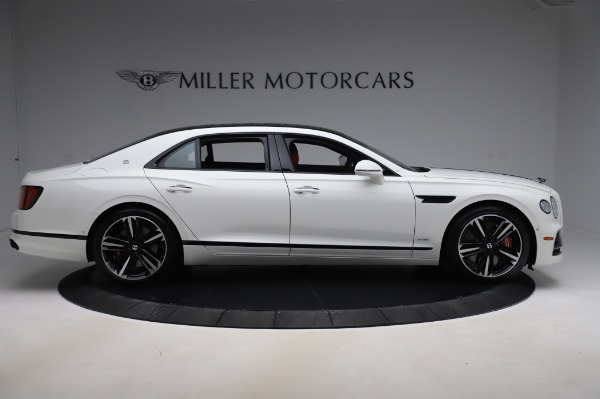 New 2020 Bentley Flying Spur W12 First Edition for sale $276,130 at Maserati of Greenwich in Greenwich CT 06830 9