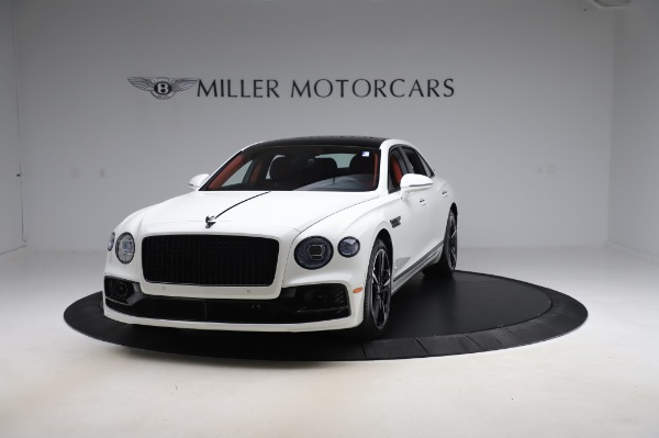 New 2020 Bentley Flying Spur W12 First Edition for sale Sold at Maserati of Greenwich in Greenwich CT 06830 1