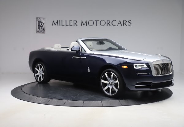 Used 2017 Rolls-Royce Dawn Base for sale $248,900 at Maserati of Greenwich in Greenwich CT 06830 10