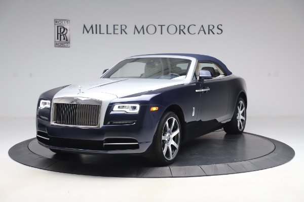 Used 2017 Rolls-Royce Dawn Base for sale $248,900 at Maserati of Greenwich in Greenwich CT 06830 13