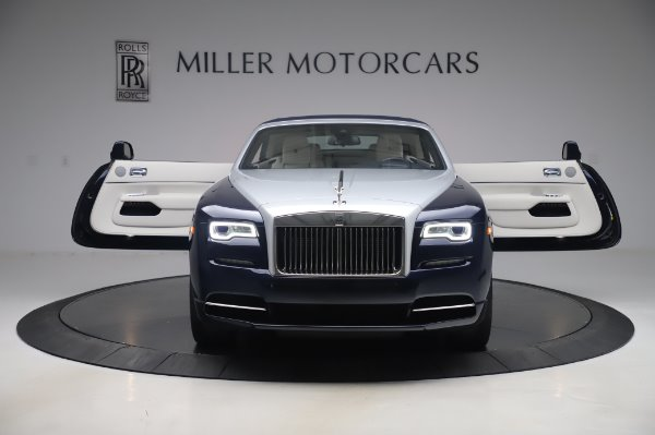 Used 2017 Rolls-Royce Dawn Base for sale $248,900 at Maserati of Greenwich in Greenwich CT 06830 20