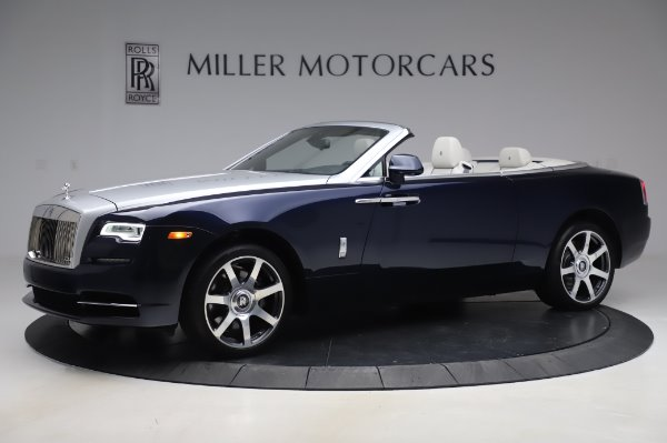 Used 2017 Rolls-Royce Dawn Base for sale $248,900 at Maserati of Greenwich in Greenwich CT 06830 4