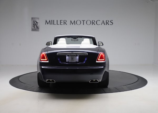 Used 2017 Rolls-Royce Dawn Base for sale $248,900 at Maserati of Greenwich in Greenwich CT 06830 7