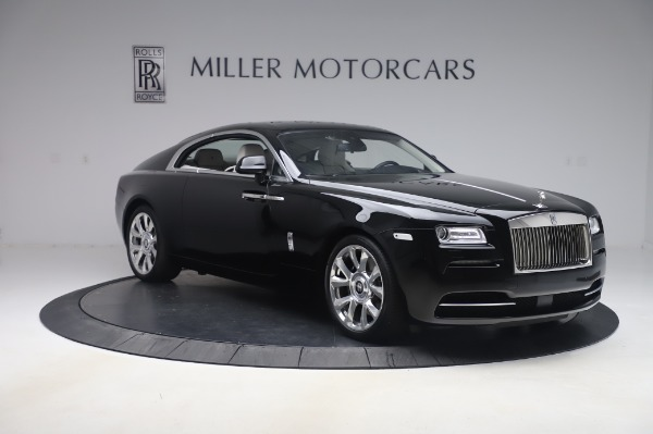Used 2015 Rolls-Royce Wraith Base for sale $178,900 at Maserati of Greenwich in Greenwich CT 06830 10