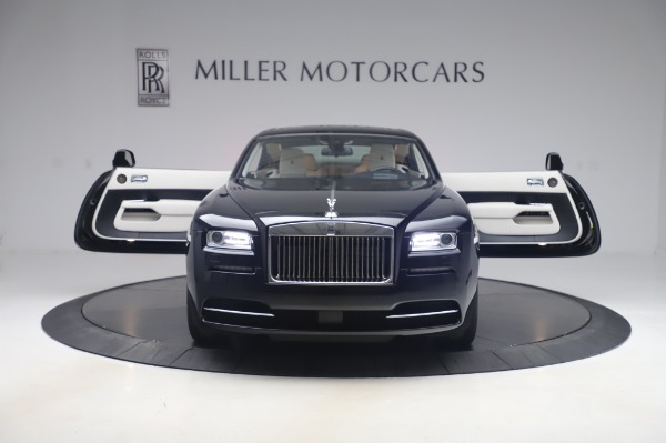 Used 2015 Rolls-Royce Wraith for sale $189,900 at Maserati of Greenwich in Greenwich CT 06830 11
