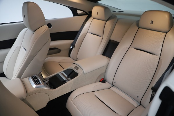 Used 2015 Rolls-Royce Wraith for sale $189,900 at Maserati of Greenwich in Greenwich CT 06830 14