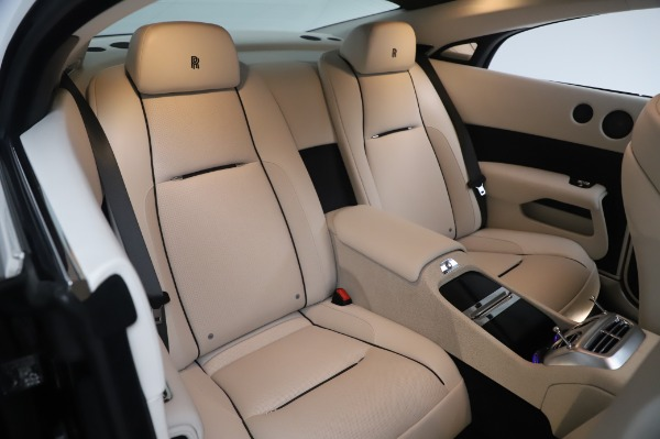 Used 2015 Rolls-Royce Wraith for sale $189,900 at Maserati of Greenwich in Greenwich CT 06830 15