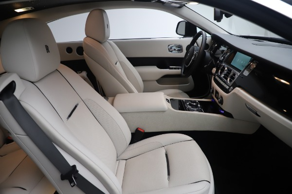 Used 2015 Rolls-Royce Wraith for sale $189,900 at Maserati of Greenwich in Greenwich CT 06830 16