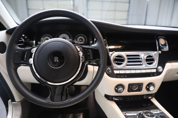 Used 2015 Rolls-Royce Wraith for sale $189,900 at Maserati of Greenwich in Greenwich CT 06830 17
