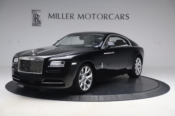 Used 2015 Rolls-Royce Wraith for sale $189,900 at Maserati of Greenwich in Greenwich CT 06830 2