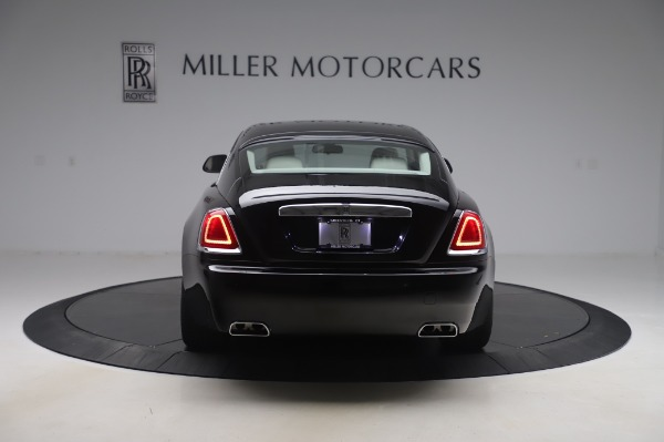 Used 2015 Rolls-Royce Wraith Base for sale $178,900 at Maserati of Greenwich in Greenwich CT 06830 6