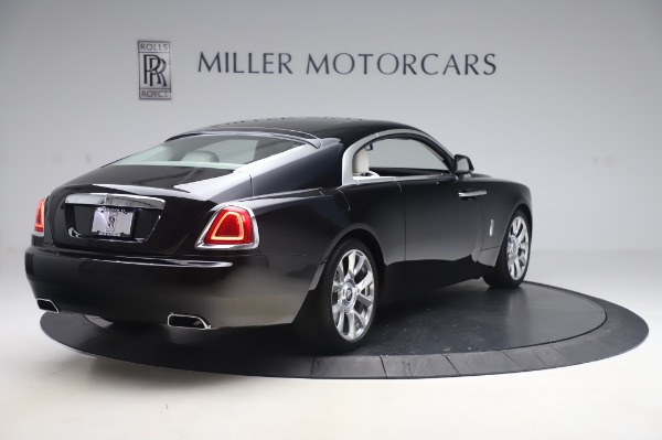 Used 2015 Rolls-Royce Wraith Base for sale $178,900 at Maserati of Greenwich in Greenwich CT 06830 7