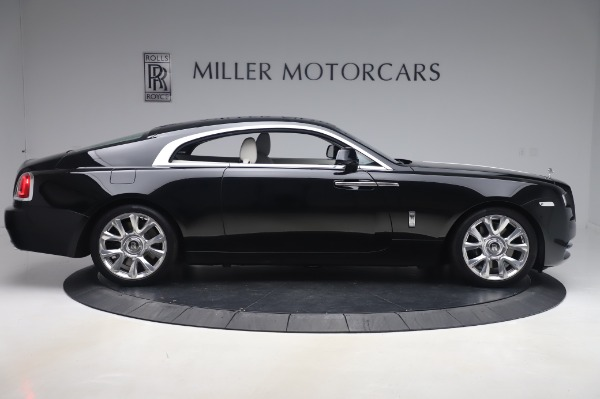 Used 2015 Rolls-Royce Wraith for sale $189,900 at Maserati of Greenwich in Greenwich CT 06830 8