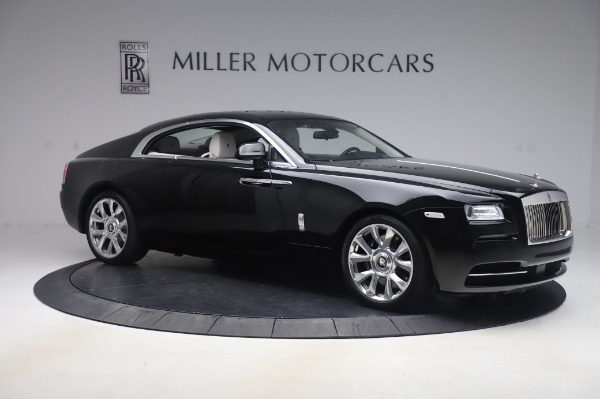 Used 2015 Rolls-Royce Wraith for sale $189,900 at Maserati of Greenwich in Greenwich CT 06830 9