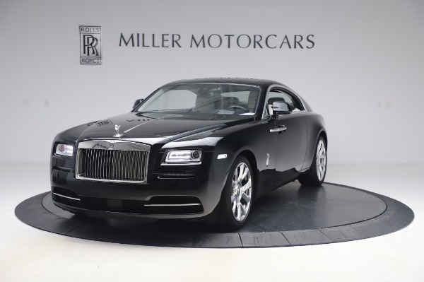 Used 2015 Rolls-Royce Wraith for sale $189,900 at Maserati of Greenwich in Greenwich CT 06830 1