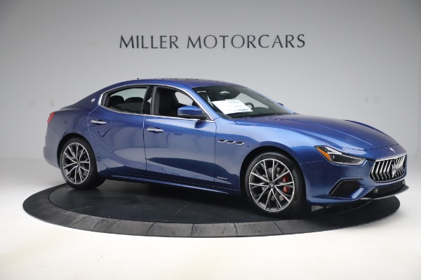 New 2020 Maserati Ghibli S Q4 GranSport for sale $94,935 at Maserati of Greenwich in Greenwich CT 06830 10