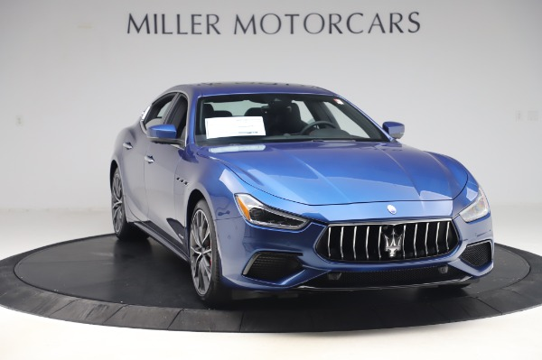 New 2020 Maserati Ghibli S Q4 GranSport for sale $94,935 at Maserati of Greenwich in Greenwich CT 06830 11