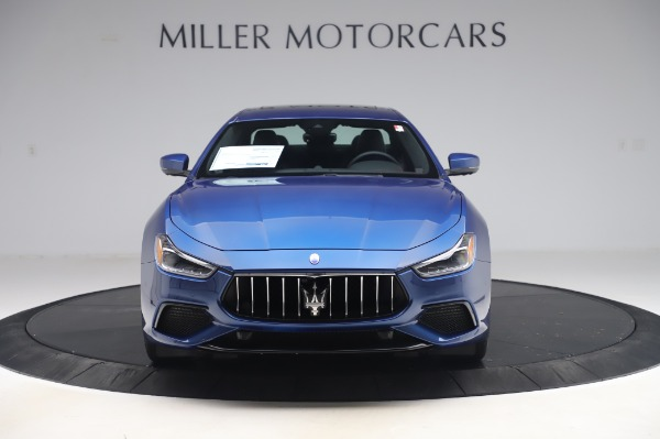 New 2020 Maserati Ghibli S Q4 GranSport for sale $94,935 at Maserati of Greenwich in Greenwich CT 06830 12