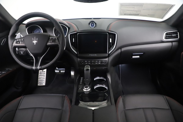 New 2020 Maserati Ghibli S Q4 GranSport for sale $94,935 at Maserati of Greenwich in Greenwich CT 06830 16