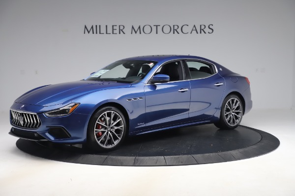 New 2020 Maserati Ghibli S Q4 GranSport for sale $94,935 at Maserati of Greenwich in Greenwich CT 06830 2