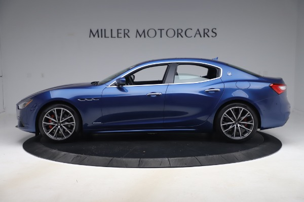 New 2020 Maserati Ghibli S Q4 GranSport for sale $94,935 at Maserati of Greenwich in Greenwich CT 06830 3