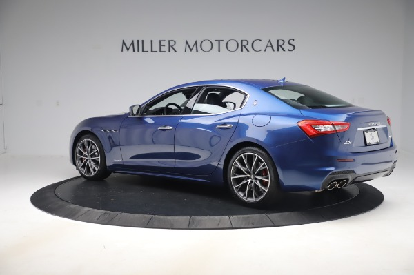New 2020 Maserati Ghibli S Q4 GranSport for sale $94,935 at Maserati of Greenwich in Greenwich CT 06830 4
