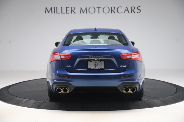 New 2020 Maserati Ghibli S Q4 GranSport for sale $94,935 at Maserati of Greenwich in Greenwich CT 06830 6