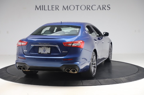 New 2020 Maserati Ghibli S Q4 GranSport for sale $94,935 at Maserati of Greenwich in Greenwich CT 06830 7